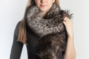 Discover Real Fur Scarves at realfurscarves.com Online Store