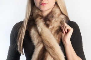 Briefly on Types of Fur Scarves
